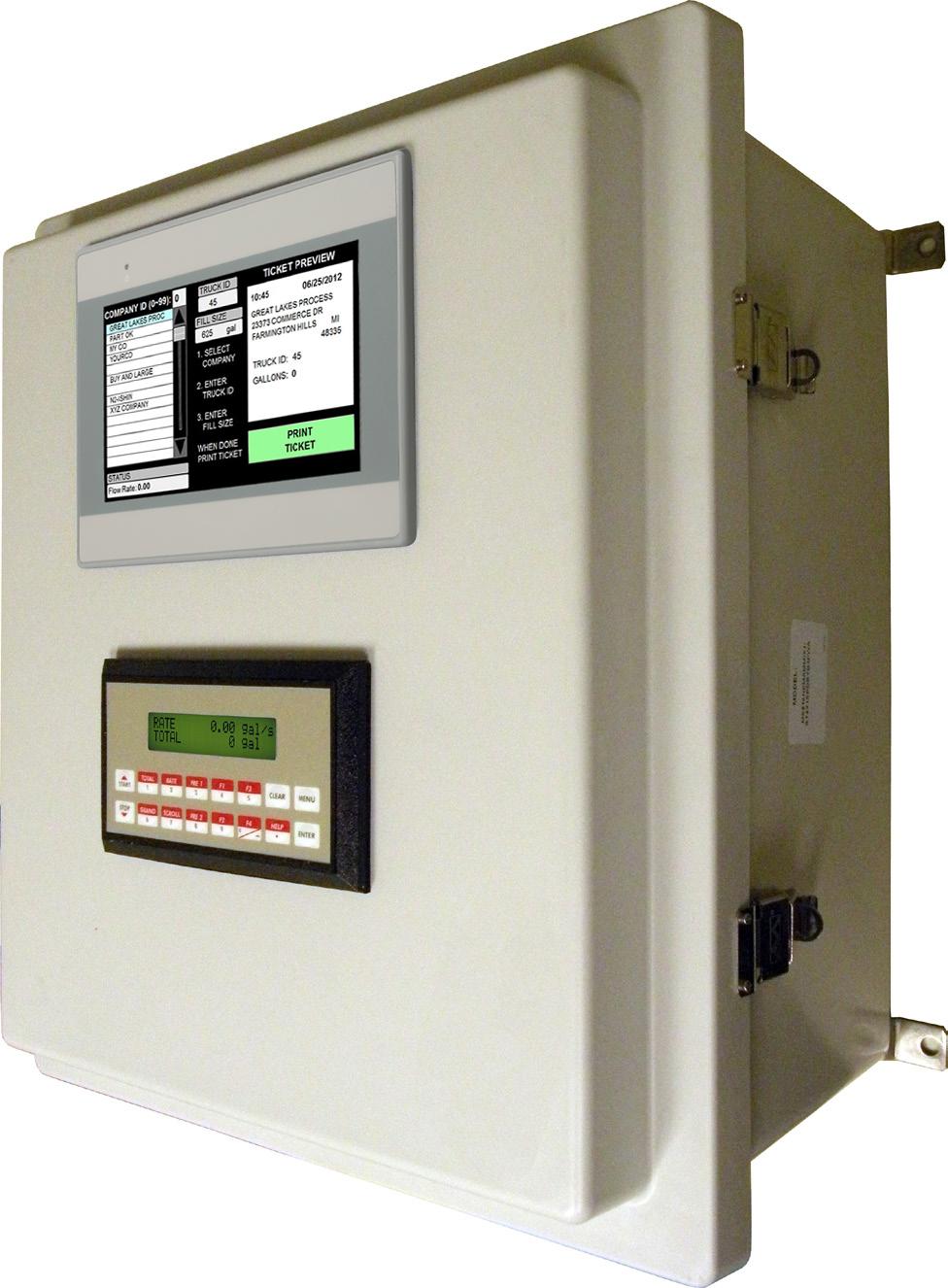 Custom Batch Control Systems Kepmeters